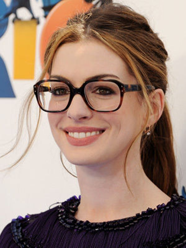 Geek Chic Celebs Who Rock Specs Janice Adore