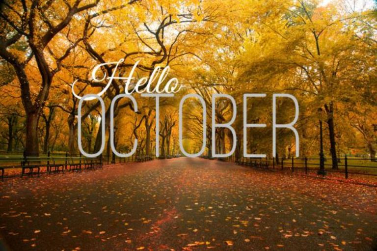 Image result for October 1st